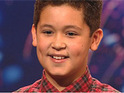 Shaheen Jafargholi 'signs record deal'