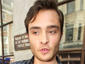 Gossip Girl star Ed Westwick says that girls often find odd ways of hitting on him.