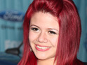 "Allison Iraheta says that she feels ""lucky"" to be touring with Adam Lambert and Orianthi."