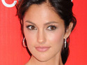 Actress Minka Kelly says that she is proud of her work raising money to fight cancer.