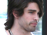 Justin Gaston picking up some lunch at Subway Los Angeles, California