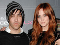 A representative for Ashlee Simpson-Wentz denies rumors that she and Pete Wentz have fallen out.
