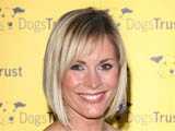 Jenni Falconer at The Dogs Trust Honours 2009 held at the Hurlingham Club, London