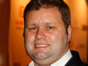 Paul Potts reveals that he would like Nick Frost to play him in a movie of his life.