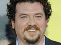 Actor Danny McBride says that he frequently receives odd e-mails from rocker Marilyn Manson.