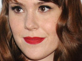 Kate Nash and The Cribs frontman Ryan Jarman together at the Mojo Honours List awards in London