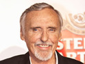 Dennis Hopper's wife is reportedly fighting to stay on the property the couple shared together.