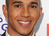 Lewis Hamilton appearing at a charity event ahead of this weekend's British Grand Prix.