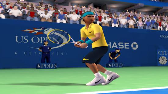 Gaming Review: Grand Slam Tennis