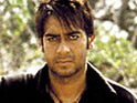 Ajay Devgn reportedly maons about his costumes during the filming of his latest movie.
