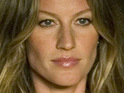 Gisele Bundchen makes her first catwalk appearance since giving birth in December.