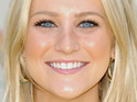 Stephanie Pratt says that she loves using a sparkling body spray to hide cellulite.