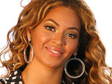 Beyonce Knowles announcing 'The Feeding America: Show Your Helping Hand' campaign at Madison Square Garden, NYC