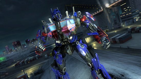 Gaming Review: Transformers Revenge of the Fallen