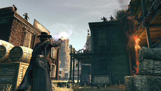 Gaming Review: Call Of Juarez: Bound In Blood