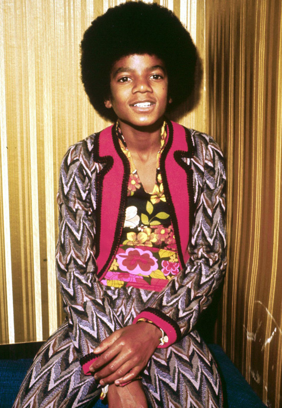 Michael Jackson's life in pictures