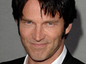 True Blood star Stephen Moyer reveals that he is not a fan of scary movies.