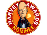 Harvey Awards nominee