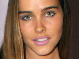 &#39;Transformers: Revenge of the Fallen&#39; star Isabel Lucas attending a party held on behalf of the production at the Miami &#39;LIV&#39; nightclub, Florida