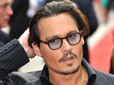 Johnny Depp at the &#39;Public Enemies&#39; UK premiere at Leicester Square, London