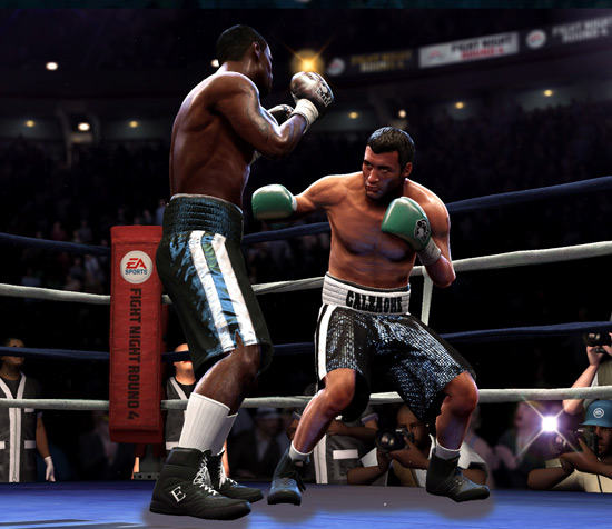 Gaming Review: Fight Night Round 4