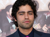 Adrian Grenier, who plays movie star Vincent Chase, at the season six premiere of 'Entourage', Los Angeles