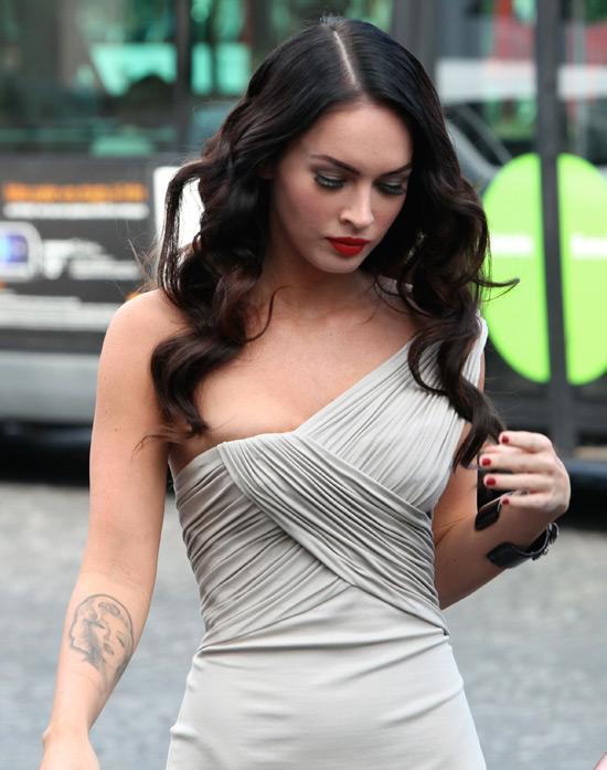 megan fox 2011 may. Megan Fox arriving for the