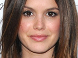 Former star of 'The O.C.' Rachel Bilson host's a fashion store party in Los Angeles.