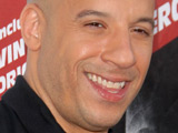 Vin Diesel at a special screening in Los Angeles of his short film 'Los Bandoleros'.