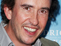 Steve Coogan says that he gets a discount at his girlfriend's father's New York restaurant, Mr Chow.