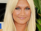 Brooke Hogan appears at Wal Mart to sign copies of her new album 'The Redemption'. Miami, Florida.