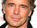 Smallville star John Schneider reveals that a soldier wanted a hug from Jonathan Kent.