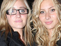A man is reportedly arrested near the gated community where Aly & AJ Michalka live.