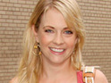 Melissa Joan Hart reveals that her 4-year-old swore the first time he spoke.