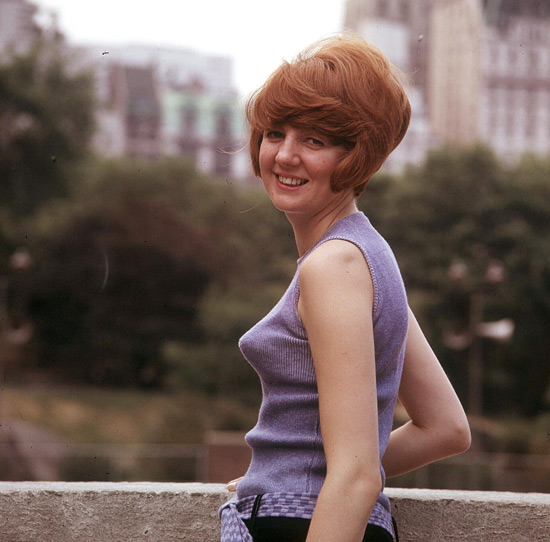 Cilla Black in the 1960s