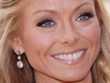 "Kelly Ripa reportedly jokes that she and Mark Consuelos are the ""coolest parents ever""."