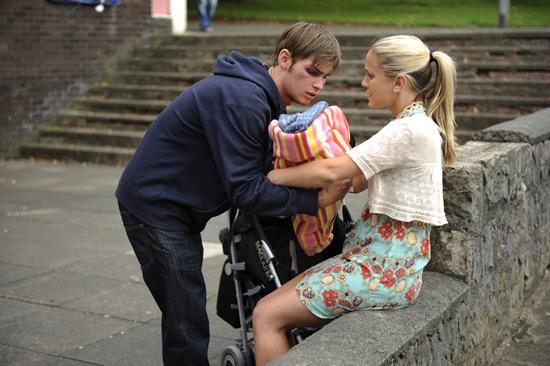 Hollyoaks: 2631: 2009-08-24