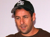 Adam Sandler promoting 'Funny People' in Berlin, Germany