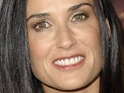 Demi Moore reveals that she removes her grey hairs because she doesn't want to look old.