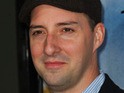 Former Chuck star Tony Hale will appear in a new episode of Human Target.