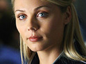 Laura Vandervoort admits that she felt nervous when she joined Smallville.