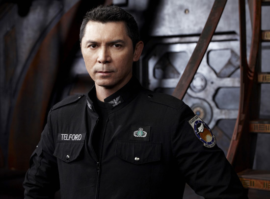 Stargate Universe, Lou Diamond Phillips