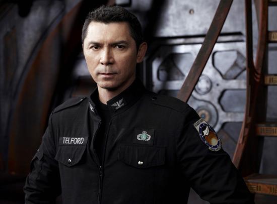 Stargate Universe, Lou Diamond Phillips
