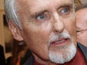 Apocalypse Now actor Dennis Hopper is awarded a star on Hollywood's Walk of Fame.