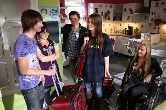 Hollyoaks: 2651: 2009-09-21