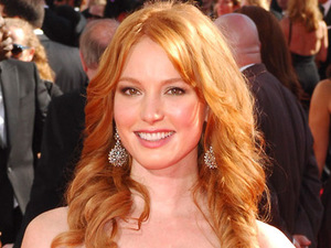 Alicia Witt, 61st Primetime Emmy Awards held at the Nokia Theatre, Los Angeles