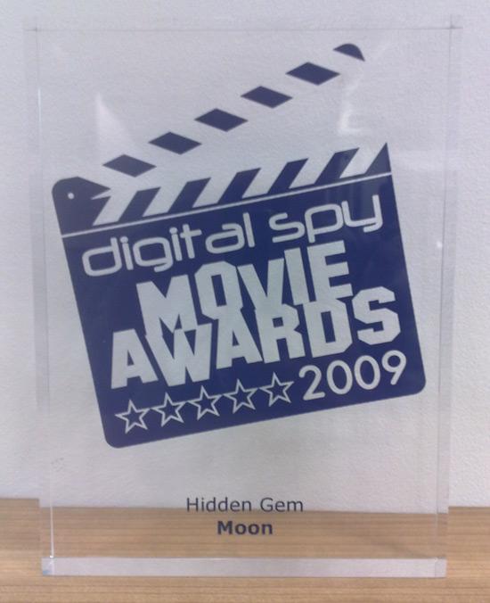 Hidden Gem trophy
