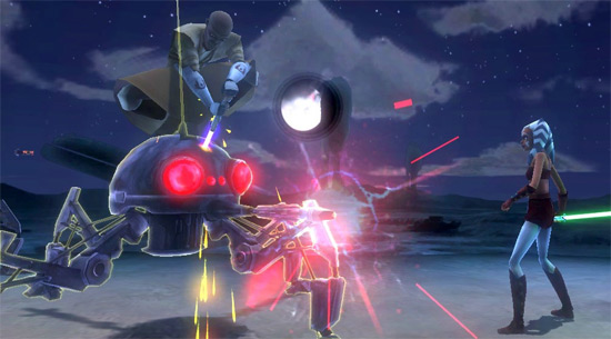 Gaming Review: Clone Wars: Republic Heroes