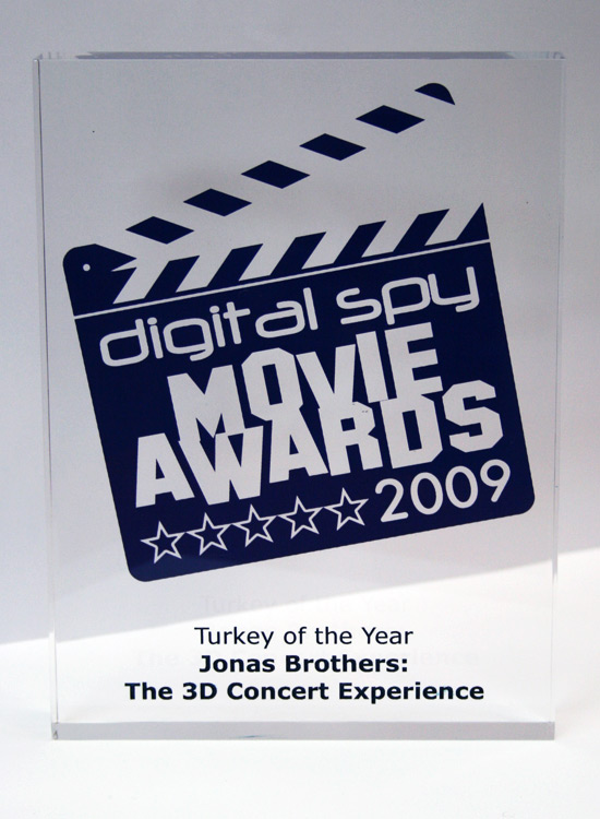 Digital Spy Movie Awards 2009 - Turkey Of The Year