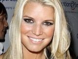Jessica Simpson at towelhe 8th Annual Operation Smile Gala held at The Beverly Hilton Hotel. California.